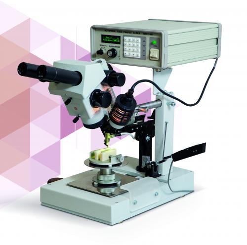 Установка микроконтактной резистивной точечной сварки УМС-3КПМ