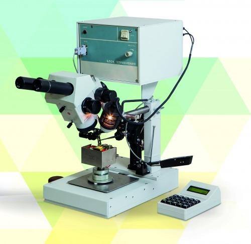 Механизированная установка термокомпрессионной сварки УМС-2ТКУ